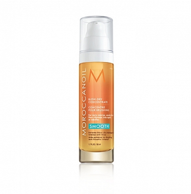 Moroccanoil Smooth Blow Dry Concentrate Концентрат для сушки феном 50мл